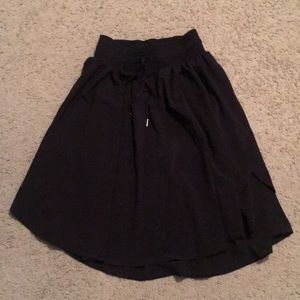 Lululemon skirt new without tag